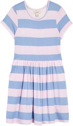 Peek Aren't You Curious Kids' Stripe Dress