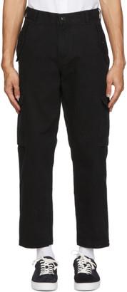 Tiger of Sweden Black Jet Cargo Pants