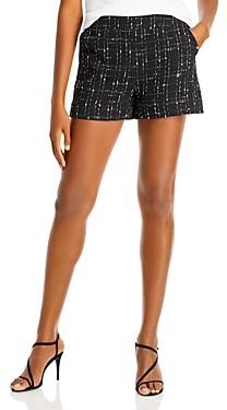 Aqua Tweed Shorts - 100% Exclusive