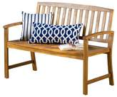 Christopher Knight Home Loja Acacia Wood Bench - Brown