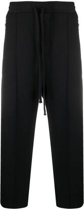Thom Krom Drawstring Waist Trousers