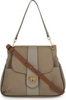 Chloé Lexa medium grained leather satchel