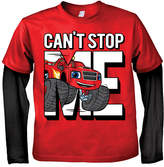 Freeze Blaze & the Monster Machines 'Can't Stop Me' Tee - Boys
