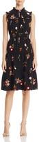 Kate Spade In Bloom Midi Dress