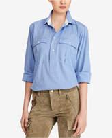 Polo Ralph Lauren Straight-Fit Cotton Shirt