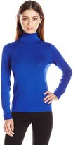 Knits by Hampshire Women's Petite Turtleneck Sweater
