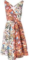 Mary Katrantzou Butterfly Flip dress