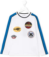 Dolce & Gabbana logo patch top