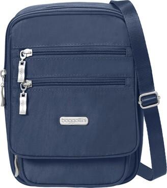 Baggallini Unisex's Journey Crossbody Travel Bag