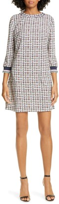 Ted Baker Karleeen Geo Print Shift Dress