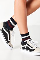 Urban Outfitters Varsity Striped Crew Sock