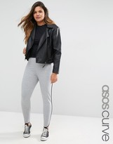 Asos Leggings with Contrast Binding
