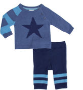 Cuddl Duds 2-pc. Pant Set Baby Boys