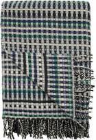 Designers Guild Ashbee Blanket - Cobalt