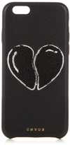 CHAOS Heart leather iPhone® 6 case