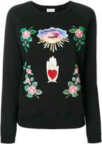 RED Valentino multi printed sweatshirt