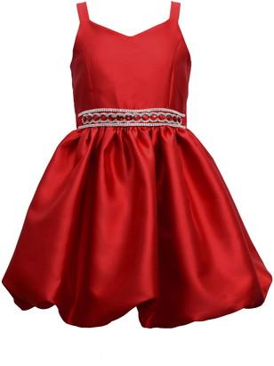 Iris & Ivy Mikado Bubble Dress