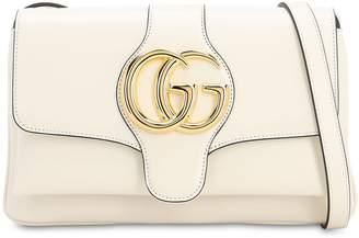 Gucci SMALL ARLI SMOOTH LEATHER SHOULDER BAG