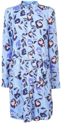 Gant Floral Shirt Dress Womens