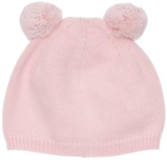 Il Gufo Virgin Wool Tricot Knit Hat