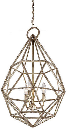 Feiss Marquise 3-Light Pendant - Burnished