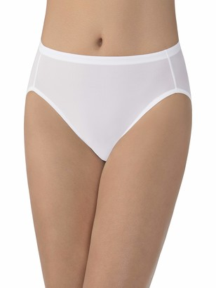 Vanity Fair Women's Cooling Touch Hi Cut Panty 13124 Briefs