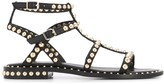 Ash Precious stud-embellished leather sandals