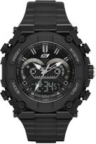 Skechers Performance Mens Digital Chronograph Watch with Negative Display