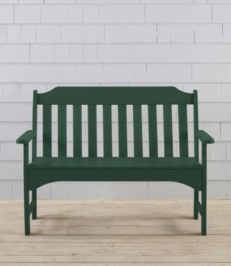 L.L. Bean All-Weather Garden Bench