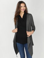 A Pea in the Pod Isabella Oliver Maternity Cardigan