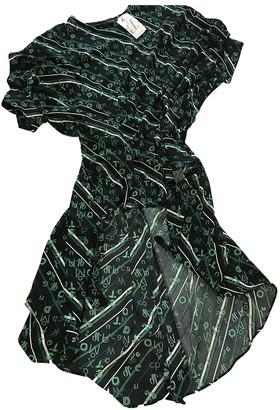 Non Signã© / Unsigned Oversize Black Polyester Dresses
