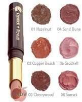Dr. Hauschka Skin Care Novum Lip Gloss, Ruby, 0.15 Fluid Ounce by