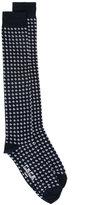fe-fe printed socks - unisex - Cotton/Spandex/Elastane/Polyamide - One Size