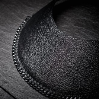 Plik Leather Necklace Nefertiti