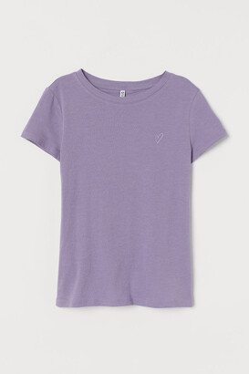 H&M Jersey T-shirt