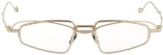 H73 Double Frame Metal Glasses