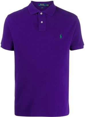 Polo Ralph Lauren Short Sleeve Embroidered Logo Polo Shirt