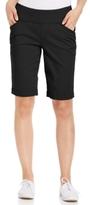 Jag Petite Ainsley Bermuda Shorts