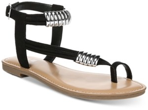Bar III Vella Flat Sandals, Created for Macy's Women's Shoes