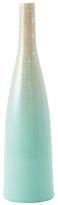 west elm Reactive Glaze Vase Medium Celadon, Green