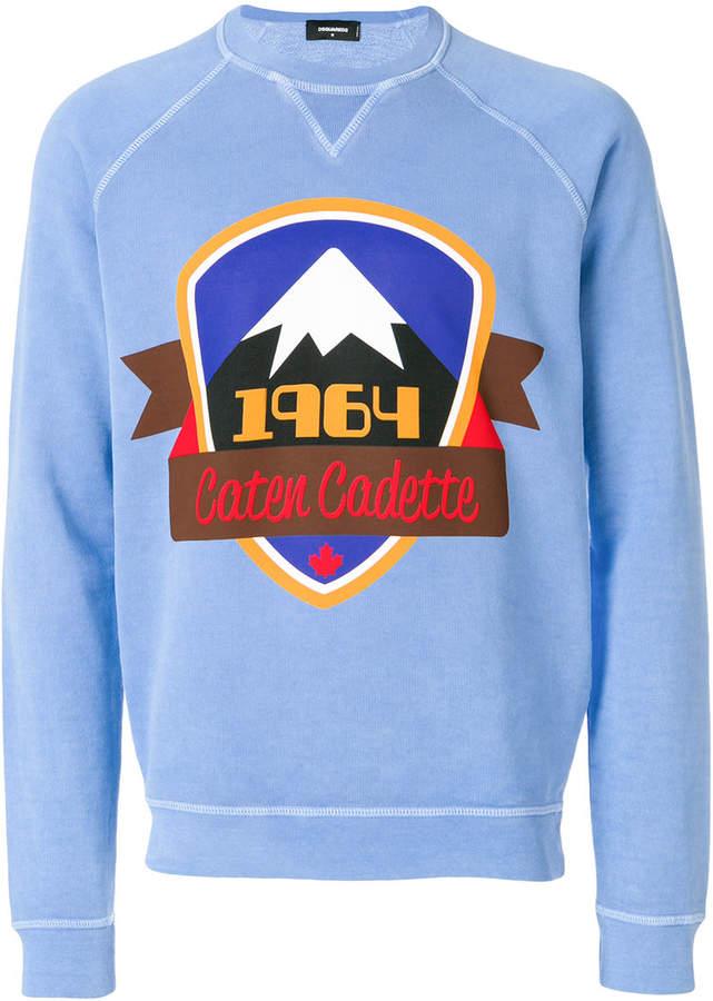 DSQUARED2 Caten Cadette sweatshirt