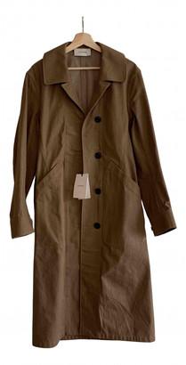 Lemaire Beige Denim - Jeans Trench coats