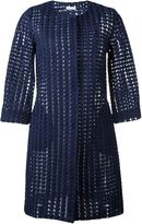 P.A.R.O.S.H. 'Plastic' coat - women - Polyester - M
