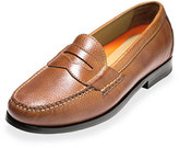Cole Haan Pinch Grand Leather Penny Loafer, British Tan