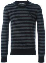 Dolce & Gabbana striped jumper - men - Virgin Wool - 54