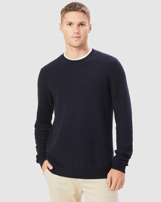 French Connection Men's Jumpers & Cardigans - Cotton Knit - Size One Size, S at The Iconic