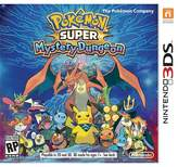 Nintendo Pokemon Super Mystery Dungeon 3DS