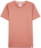 Norse Projects Esben Pink Cotton T-shirt