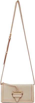 Loewe Beige Mini Barcelona Bag