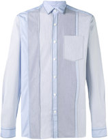 Lanvin assorted pinstripe pattern shirt